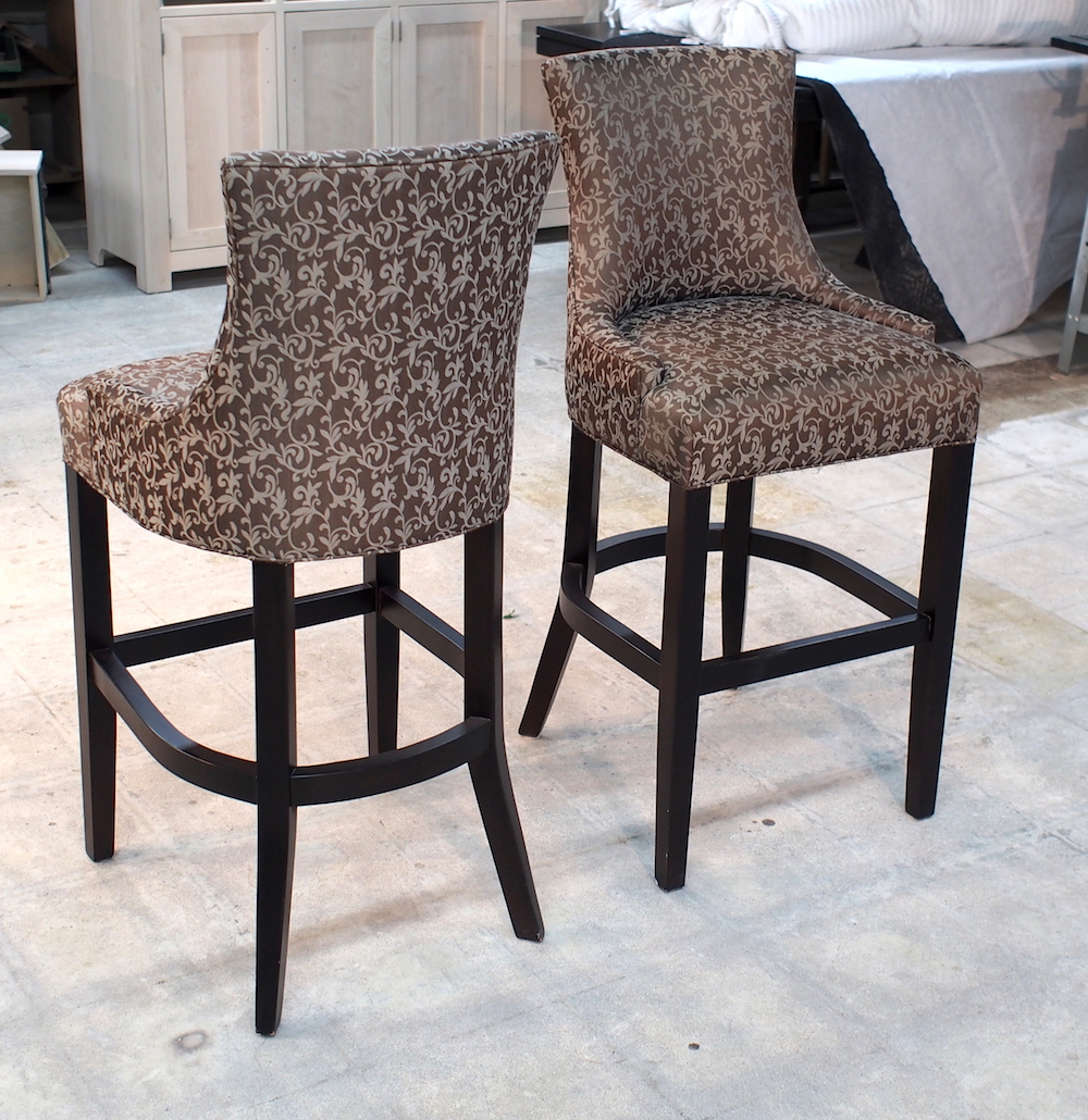 (2)Whitney Counter Height Barstools