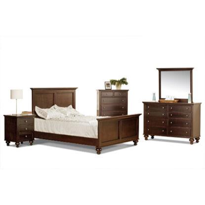 Glenn Panel Bed
