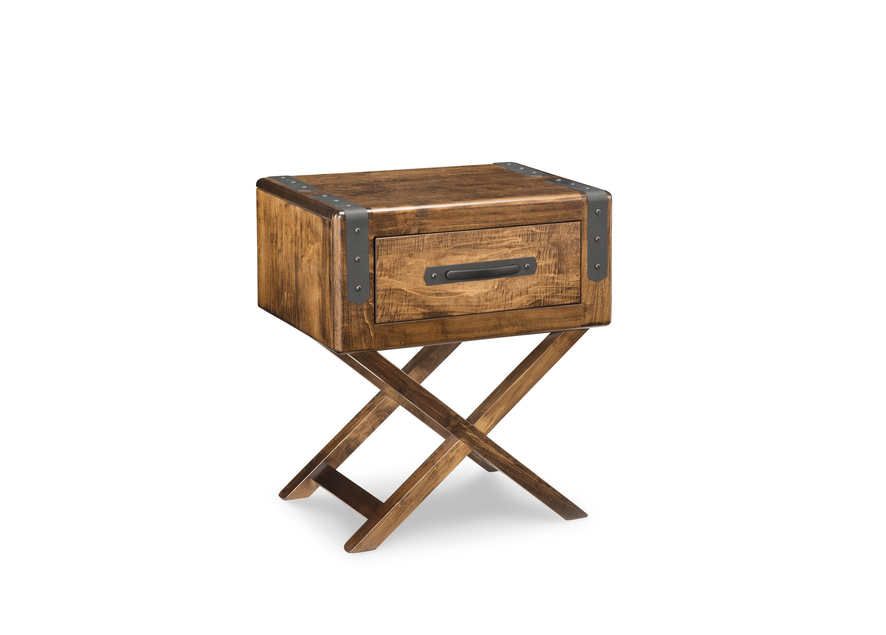 end table ojcommerce night wood winsome