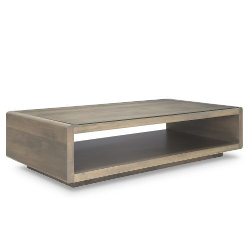 Hastings Glass Coffee Table