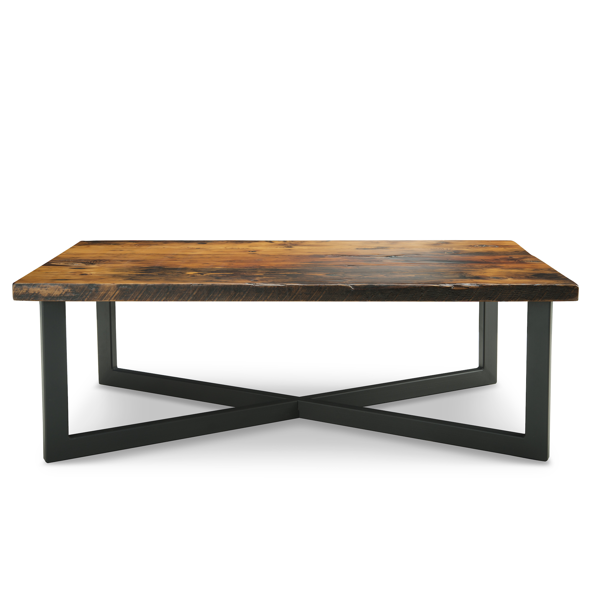 Merveilleux Portland Reclaimed Wood Coffee Table