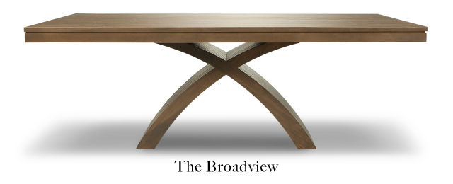 The Broadview Table