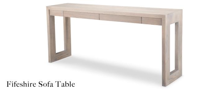 Fifeshire Sofa Table