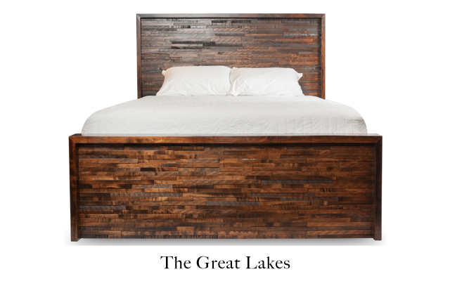 Great Lakes Bed