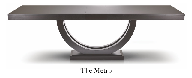 The Metro Table