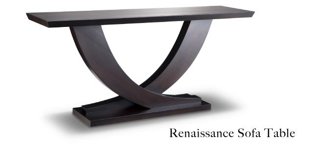 Renaissance Sofa Table