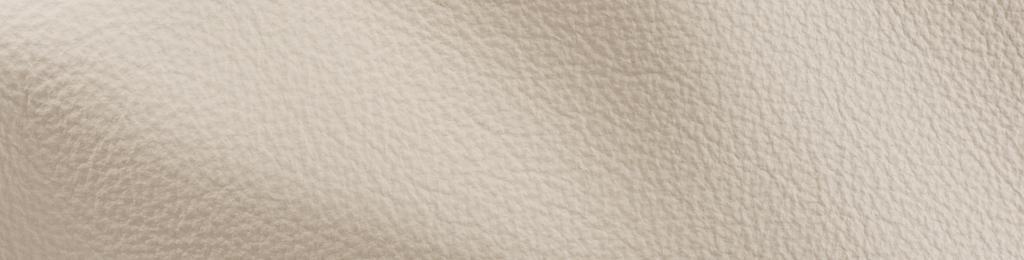 Leather - Ivory