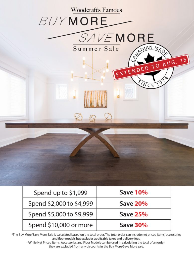 Save More Sale Information