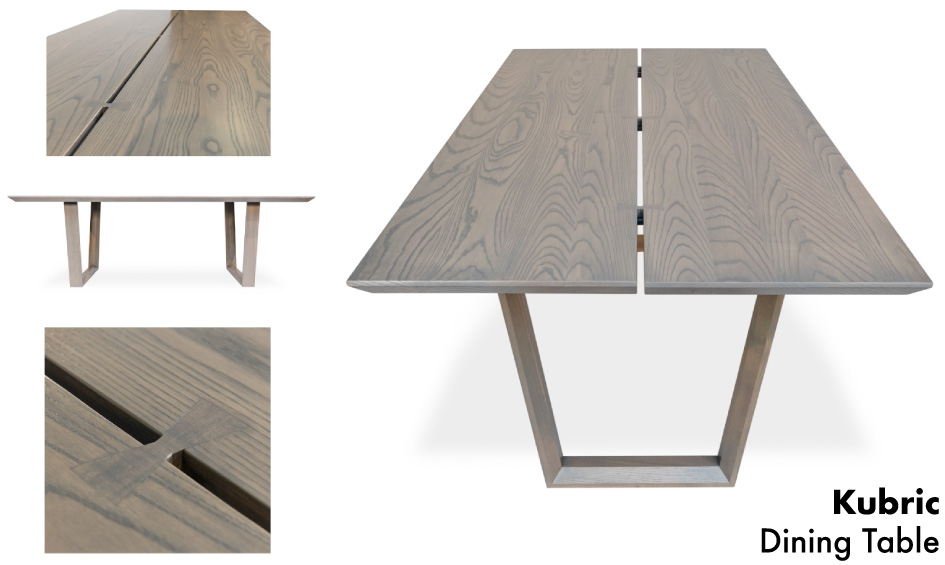 The Kubric Dining Table