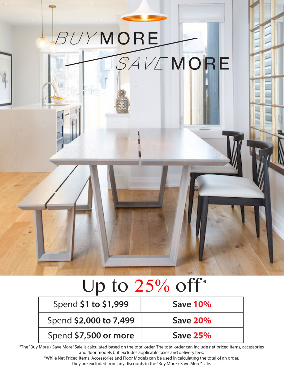 Save More Sale - Up to 25% Off
