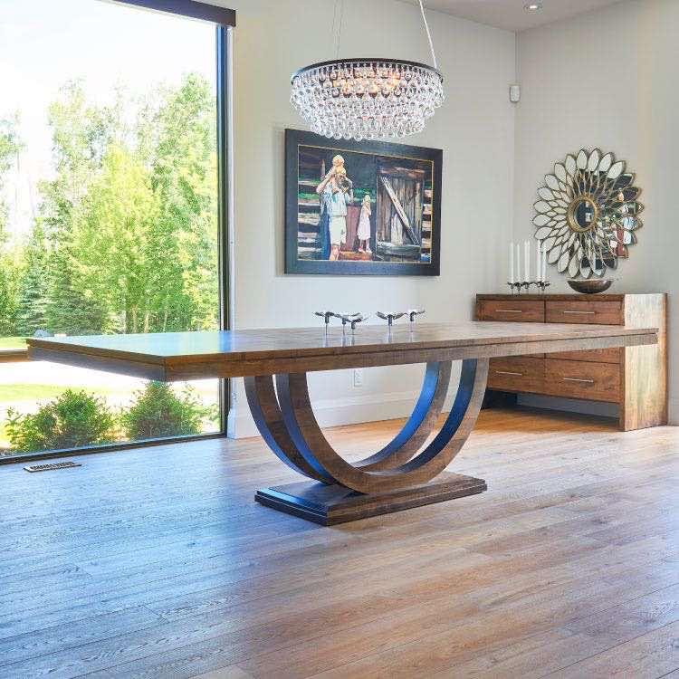 Woodcraft Quality Handmade Solid Wood Furniture Toronto