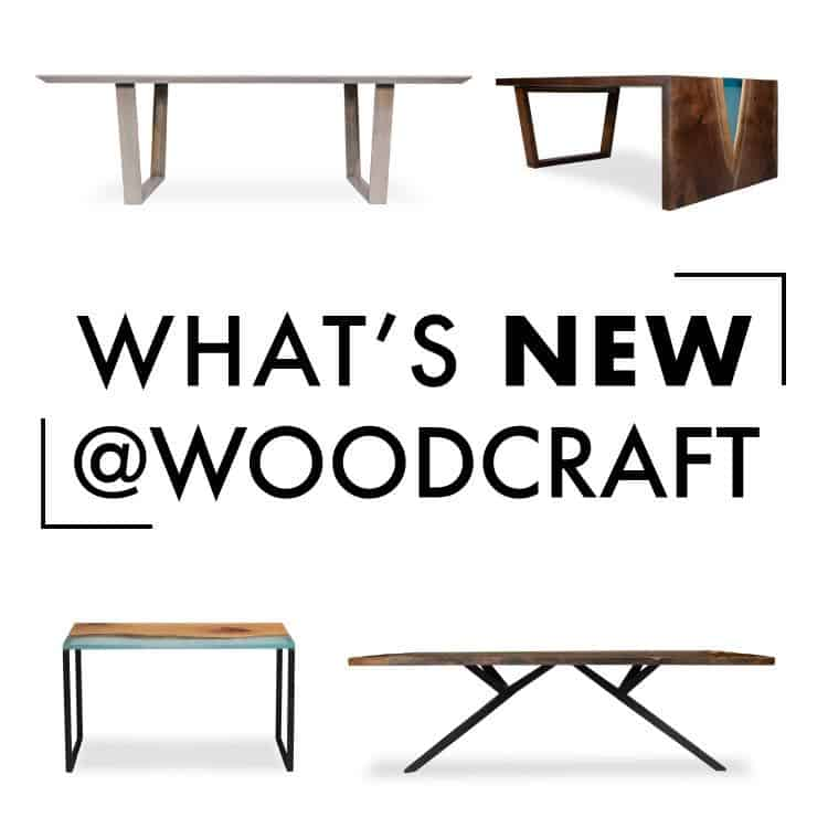 What's New at Woodcraft