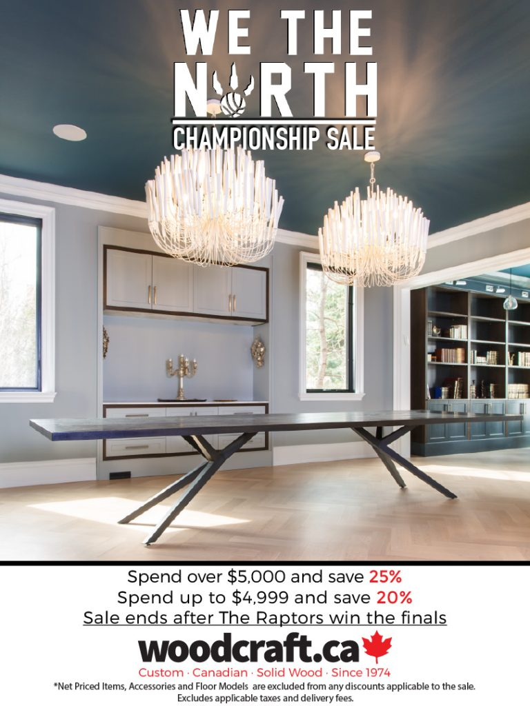 Degrassi Table - Championship Sale
