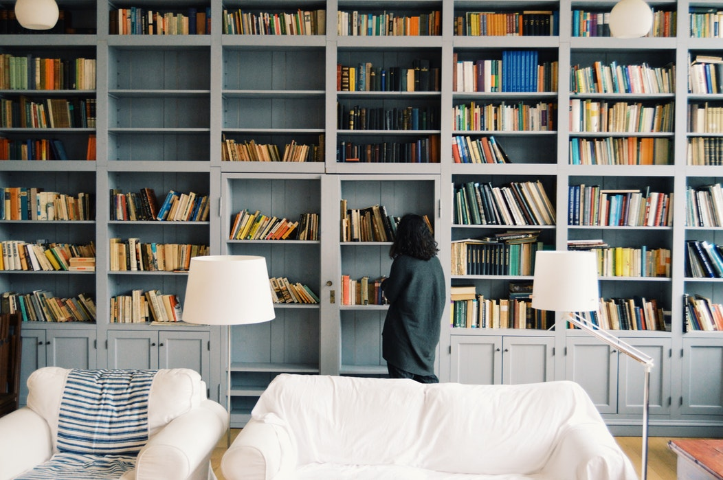 Shelving Ideas for the Ultimate Home Library