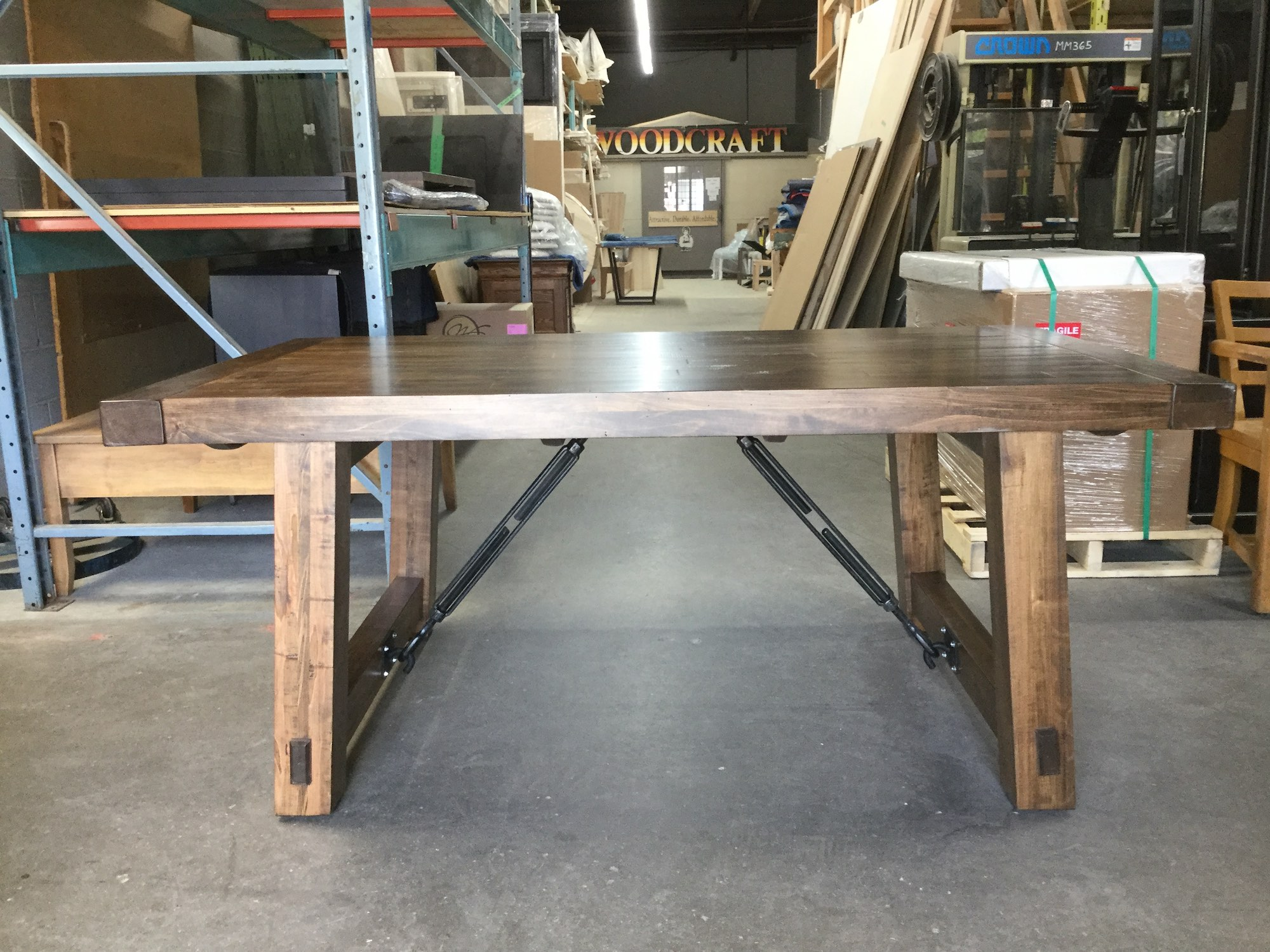 Turnbuckle Table