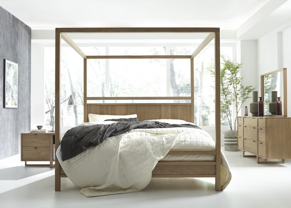 Bedroom Furniture Options for Bright and Spacious Homes