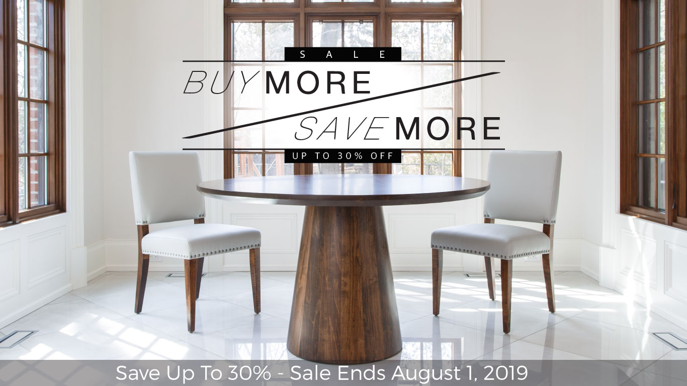 Buy More Save More Sale - Roxton Table