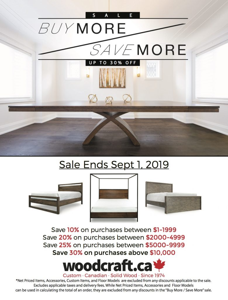 Save More! Broadview Table