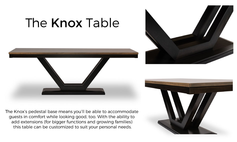 The Knox Table