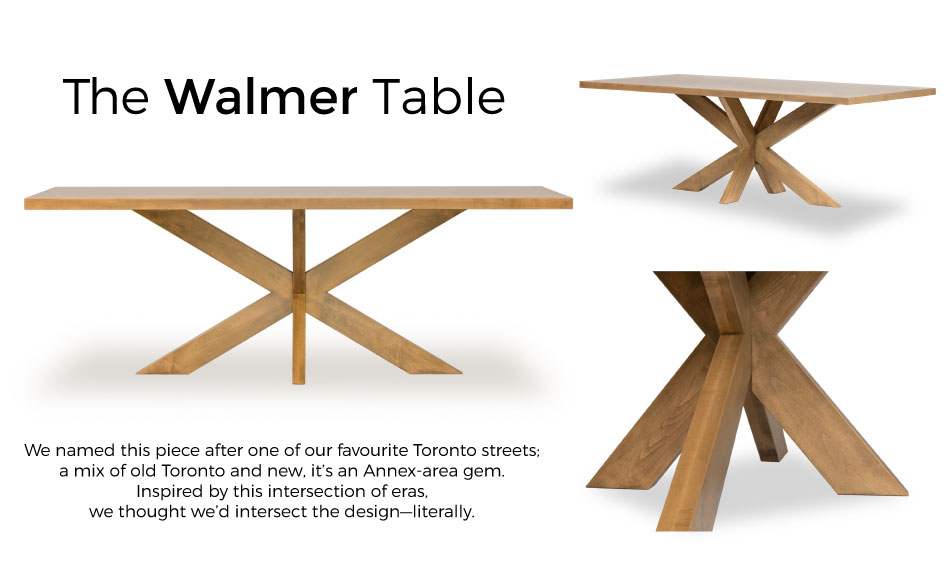 The Walmer Table