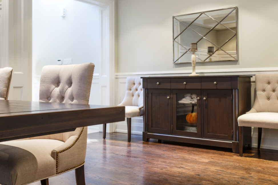 Bring Fall Indoors with Solid Wood Furniture
