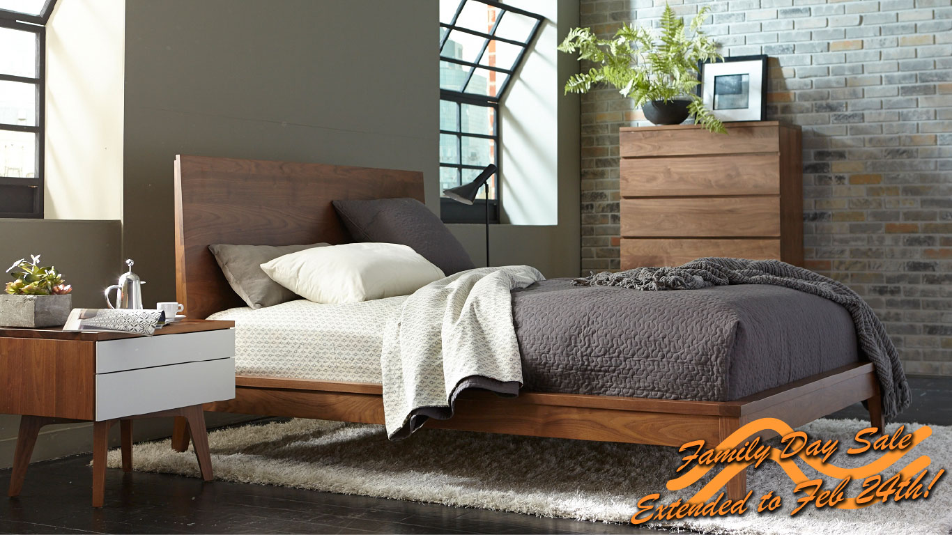 Spadina Bedroom Collection