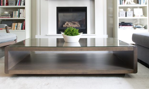 How to Achieve 3 Different Looks with Our Solid Wood Coffee Tables