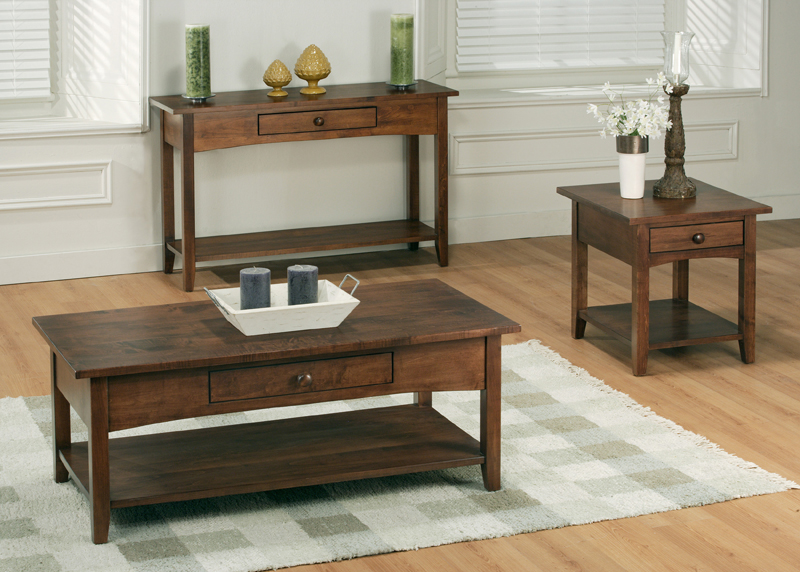 Every Living Room Needs an Upgrade to Solid Wood Furniture