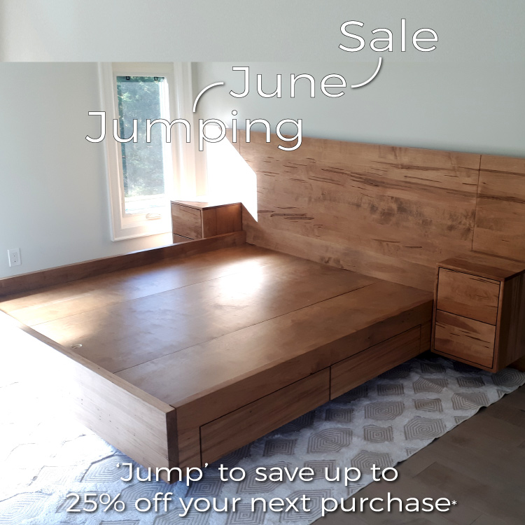 Jumping June Sale